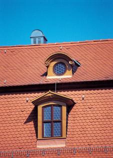 Der richtige Dachziegel