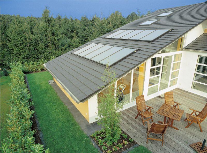 Solaranlage zur Trinkwassererwärmung nutzen