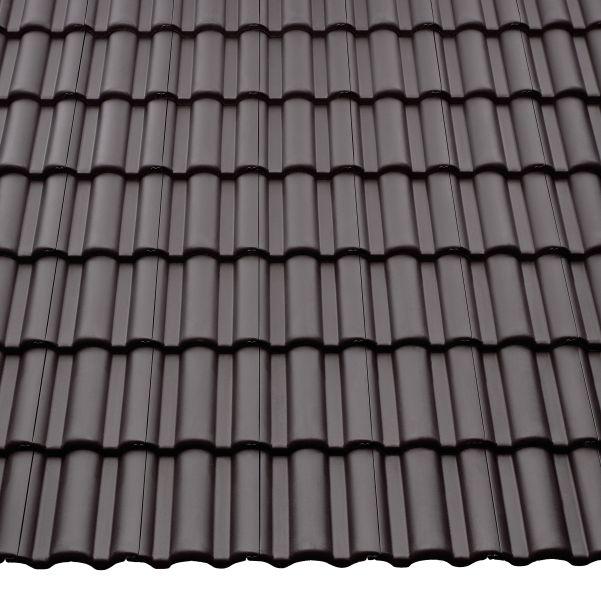 die richtige dachpfanne f r die dachsanierung dachsteine. Black Bedroom Furniture Sets. Home Design Ideas