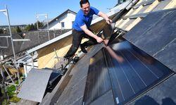 Energiegewinnung mit der Kraft der Sonne