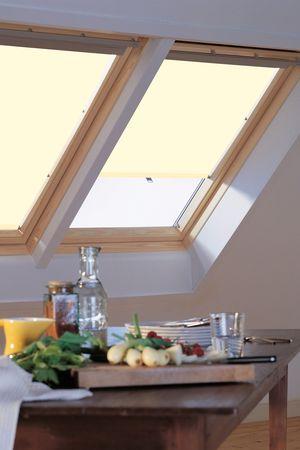 Kondenswasser und Wärmebrücken können durch den Einbau neuer Dachfenster vermieden werden.