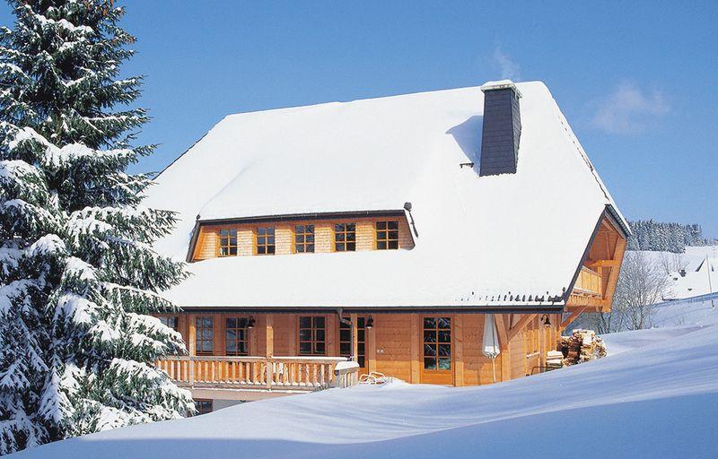 Dachsicherheit im Winter