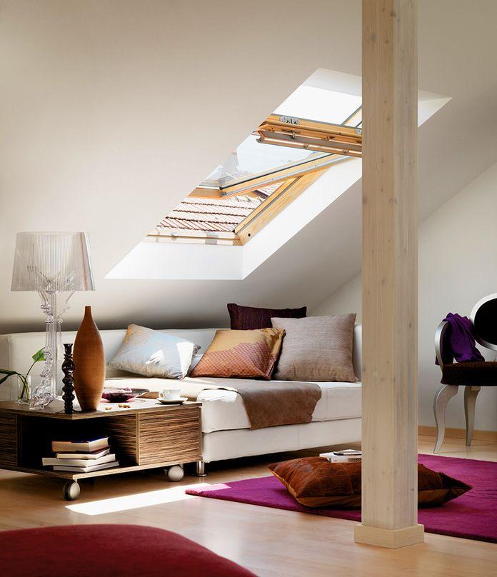 Wohnzimmer Unterm Dach: Top Tipps Für Mehr Raumvergnügen