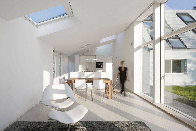 Sanierter Altbau: das VELUX LichtAktiv Haus