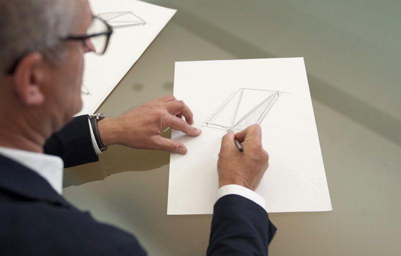 Koramic V11 im Design von Studio F. A. Porsche