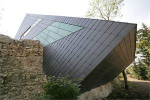 Schieferfassade aus InterSIN-Schiefer von Rathscheck