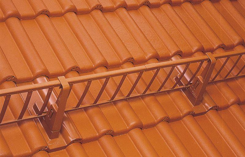 Schneeschutzsysteme fürs Dach