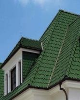 Farbiges Dach: Es muss nicht immer rötlich sein