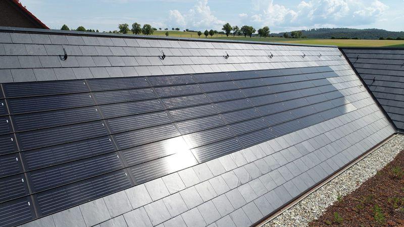 Wärme und Energie vom Dach