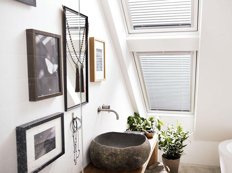 Die 4 Top-Tipps fürs Bad unterm Dach