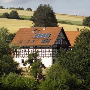 Eigenheim in der Gemeinde Gilserberg