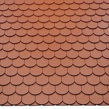 Biberschwanz Dachziegel von Braas