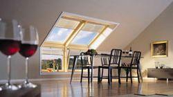 Der kniestock und sein einfluss auf den dachwohnraum - Velux gaubenfenster ...