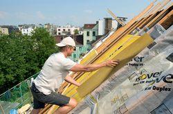 Dachsanierungs-System Integra ZSF-032 von ISOVER