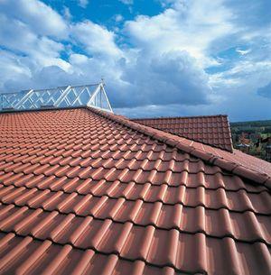 Sturmsicheres Dach
