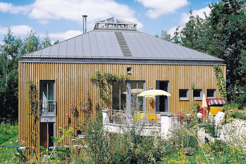 Die fünf beliebtesten Dachtypen