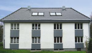 Saniertest Wohnobjekt in Zink-Optik