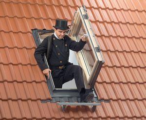 VELUX Wohn- und Ausstiegsfenster