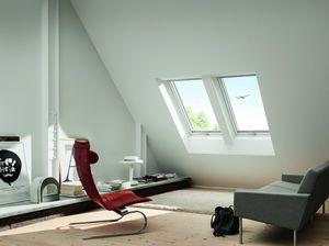 Velux Schallschutz-Fenster im Dachgeschoss