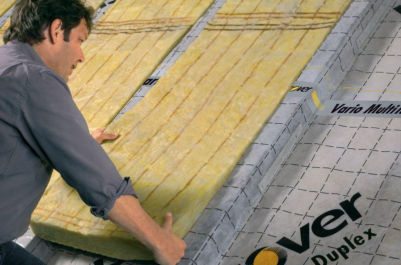 Das richtige Dämmmaterial fürs Dach zu finden, ist keine große Herausforderung