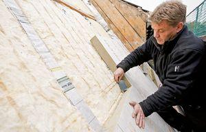 Die richtige Dachdämmung