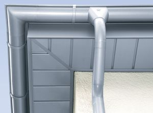 Dachentwässerungssystem