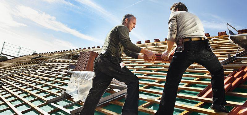 wie wird ein dach konstruiert. Black Bedroom Furniture Sets. Home Design Ideas