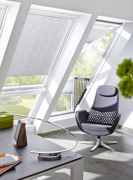 Viel Licht Und Luft Im Arbeitszimmer Untern Dach