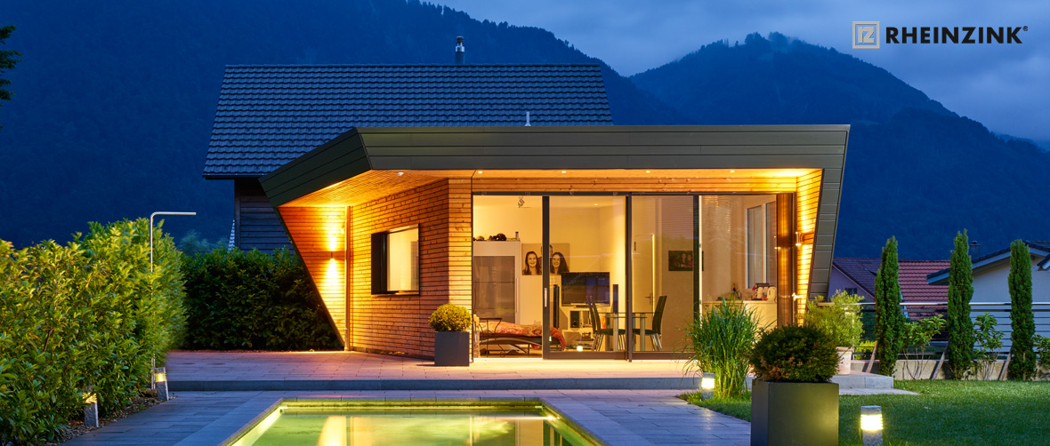Rheinzink Haus