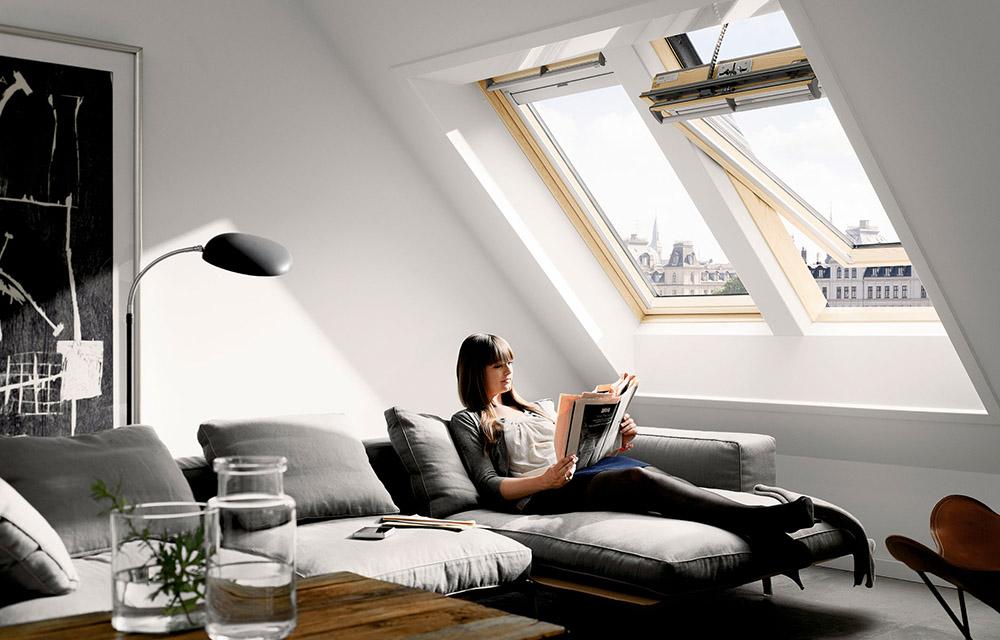 Wohnzimmer Unterm Dach Top Tipps Für Mehr Raumvergnügen