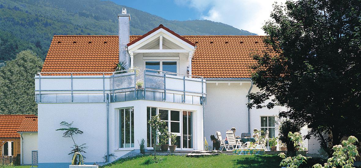 regensicherheit auf die richtige dachneigung kommt es an dachkonstruktion. Black Bedroom Furniture Sets. Home Design Ideas