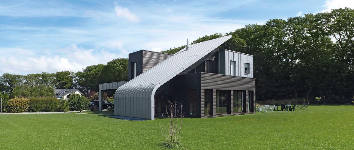 Gut bekannt Dacheindeckung mit Titanzink - Zink - Eindeckung VE19