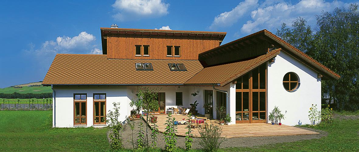 Der Richtige Ziegel Furs Dach Dachziegel Eindeckung