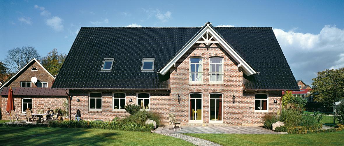Favorit Dachsicherung: So wird das Dach sturmsicher - Allgemeines ZF81