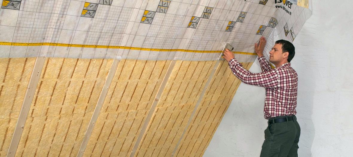 Das Dach Dammen So Geht S