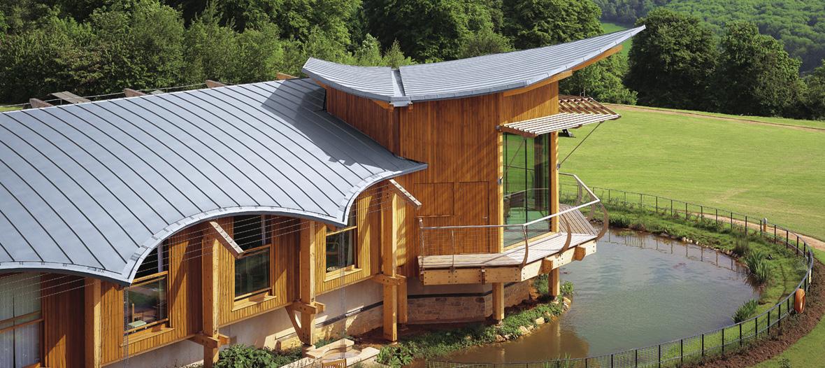 Dachüberstand   Bauen Mit Vorsprung   Dachkonstruktion