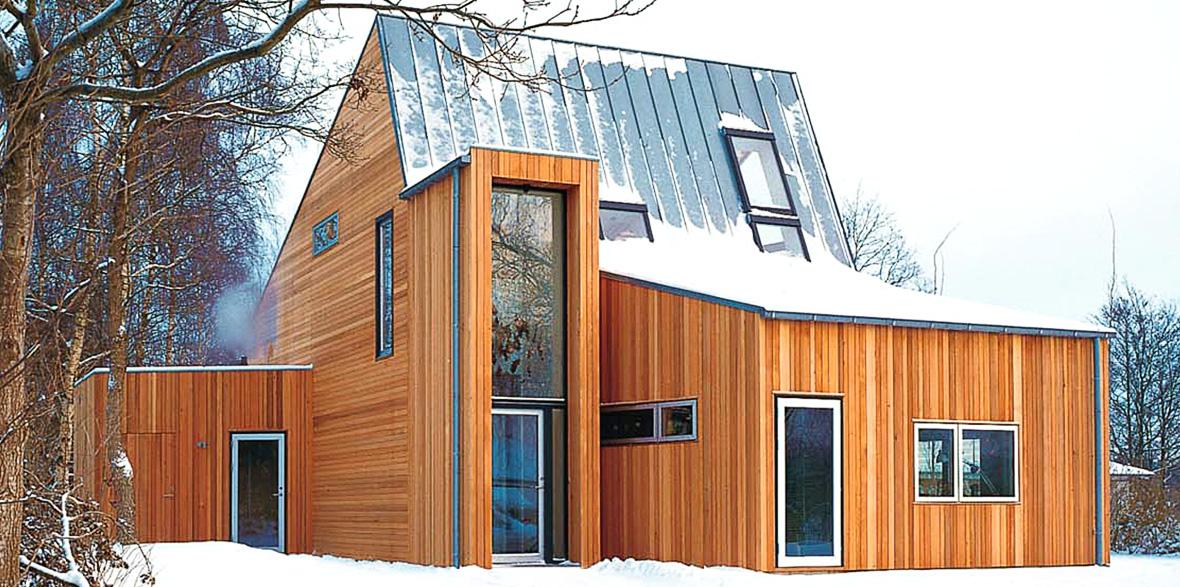 Beliebte Dachformen auf einen Blick