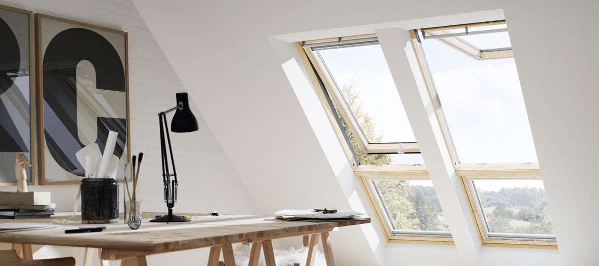 Worauf kommt es beim Einbau von Dachfenstern an?