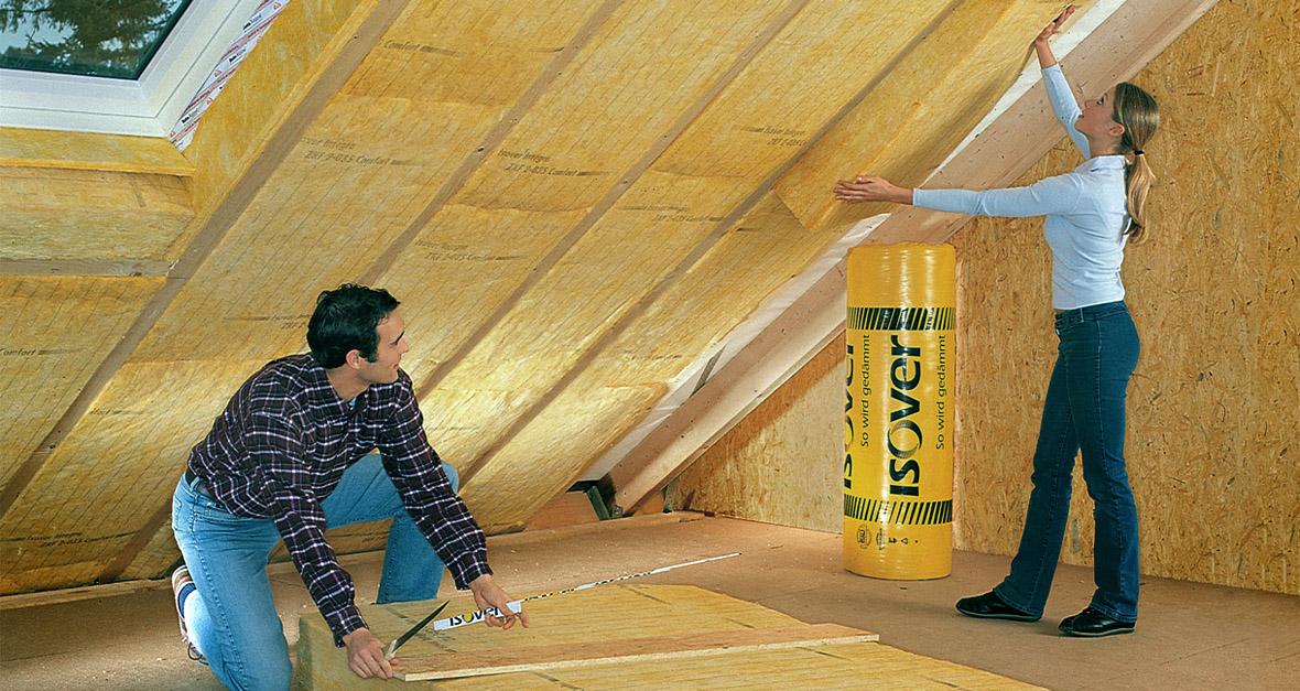 Bin ich eigentlich zum Dämmen des Daches verpflichtet?