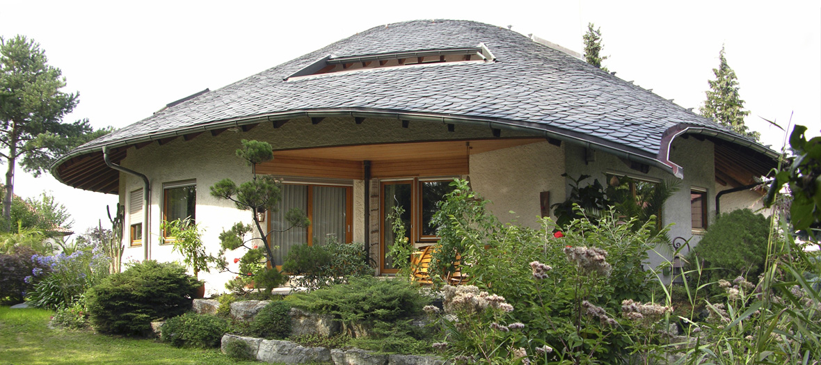 Regen sammeln mit intelligenten Dachentwässerungssystemen
