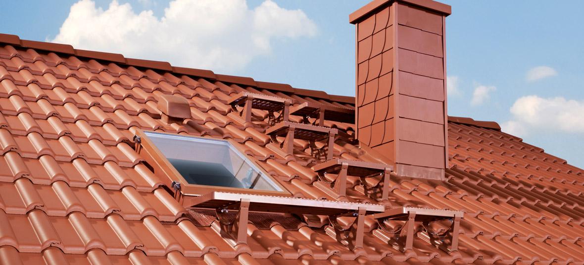 Trittsysteme: Sicher aufs Dach bei jedem Wetter