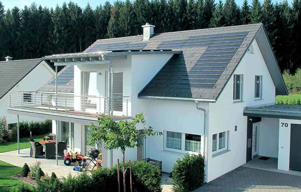 Praktisch und optisch interessant: Dachüberstände