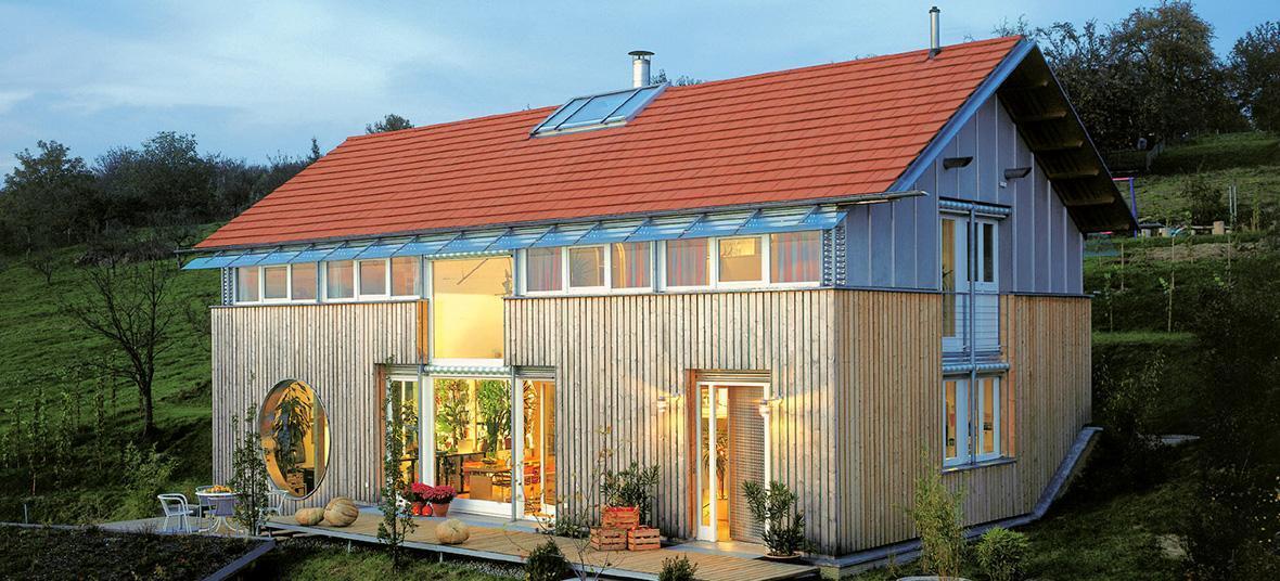 Dachformen und ihre Eigenschaften