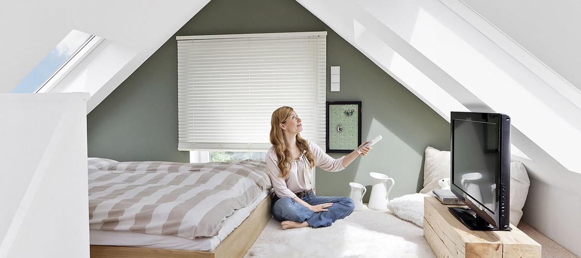 Elektrische Dachfenster – Funktionen und Vorteile