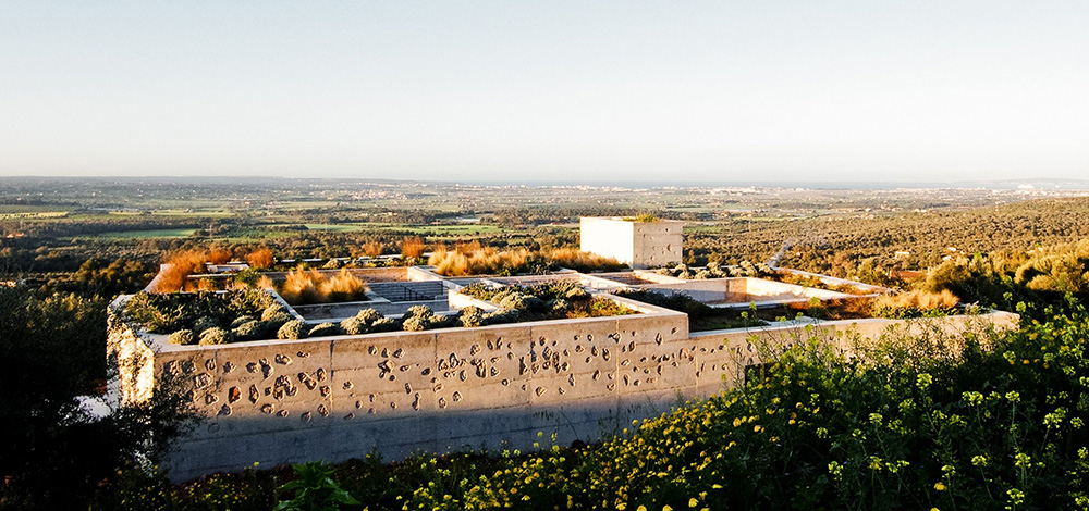 Can Jaime i n ́Isabelle von TEd ́A arquitectes, Spanien (Bildquelle: TEd'Aarquitectes / Wienerberger)