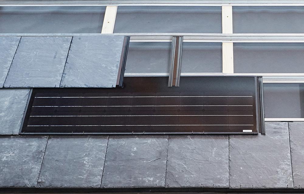 Effizient und elegant: Schiefer Systemdeckung mit integrierten Solarmodulen von Rathscheck Schiefer