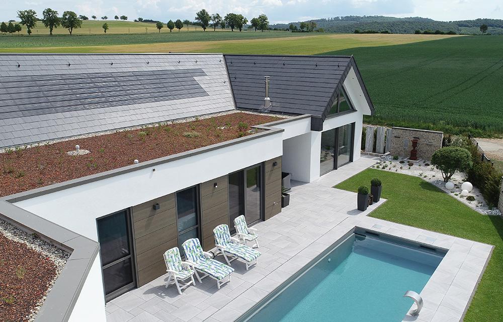 Rathscheck Schiefer System: Das Dach schnell und kostengünstig mit dem natürlichen Baustoff Schiefer decken