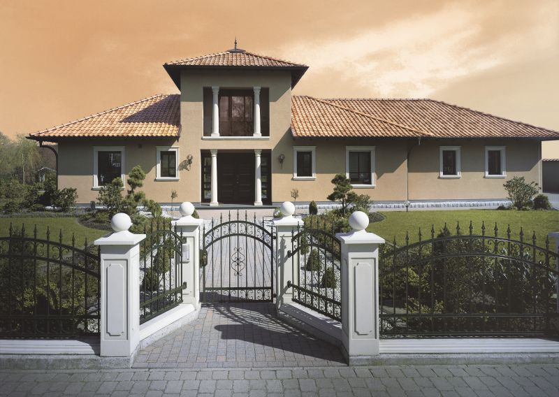 Die beliebtesten dachformen - Dachformen architektur ...