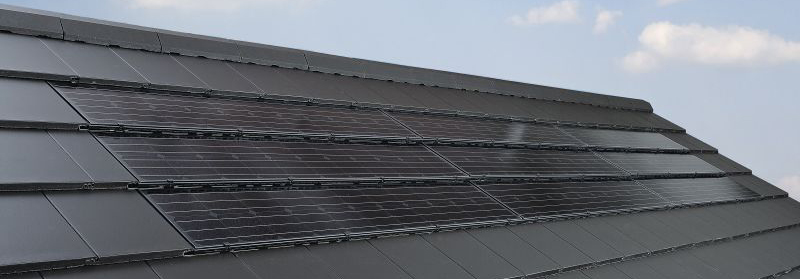 Zertifiziertes PV-Indach-System