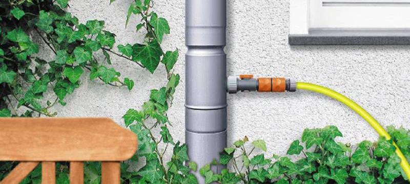 regenwasser richtig nutzen und trinkwasser sparen. Black Bedroom Furniture Sets. Home Design Ideas
